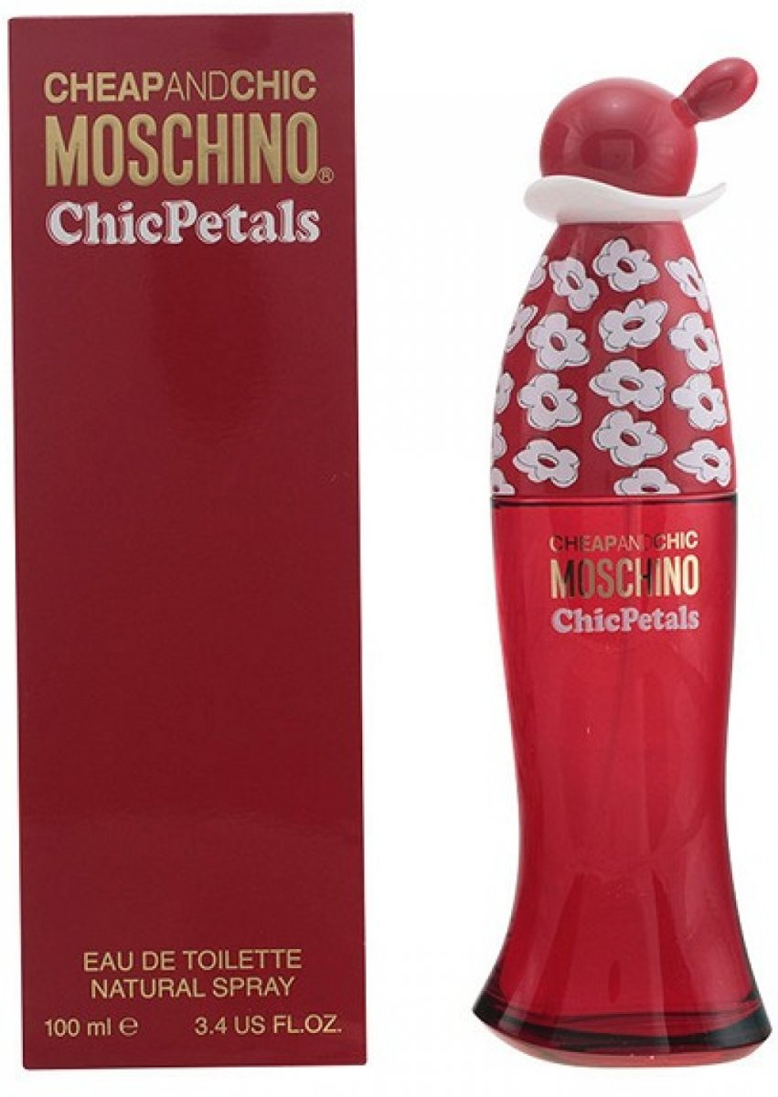Moschino Eau De Toilette Cheap & Chic Chic Petals 50 ml - Voor Vrouwen kopen