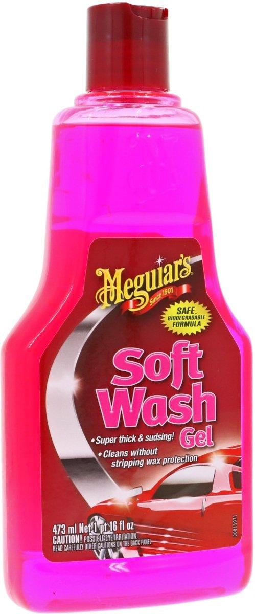 Meguiars Soft Wash Gel - 473 ml kopen