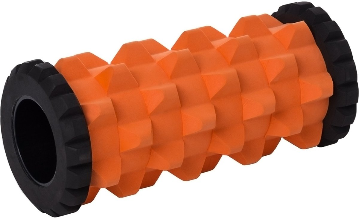 Taurus massage foam roller oranje grof kopen