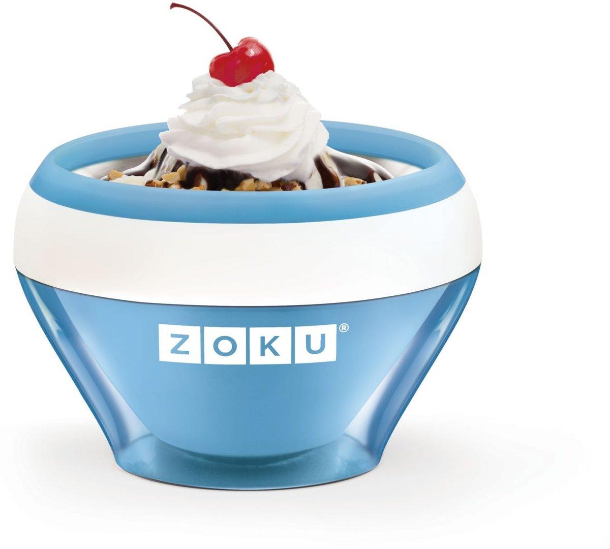 ZOKU Ice Cream Maker - Blauw kopen