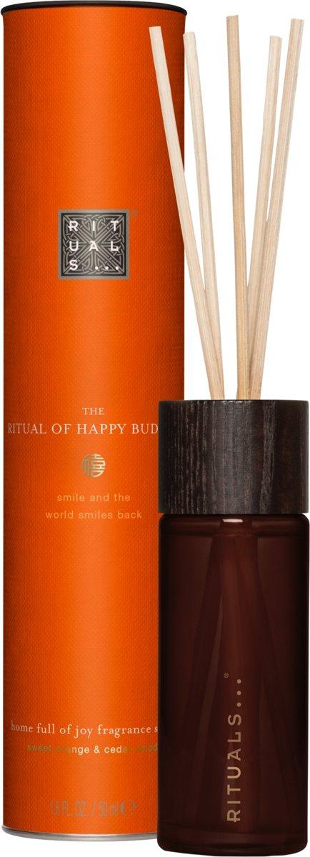 Rituals Geurstokjes Aanbieding.Rituals The Ritual Of Happy Buddha Mini Geurstokjes 50 Ml
