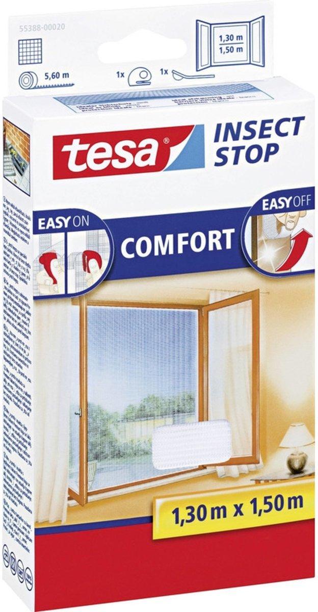 Tesa Comfort - Raamhor - 130x150 cm - Wit kopen