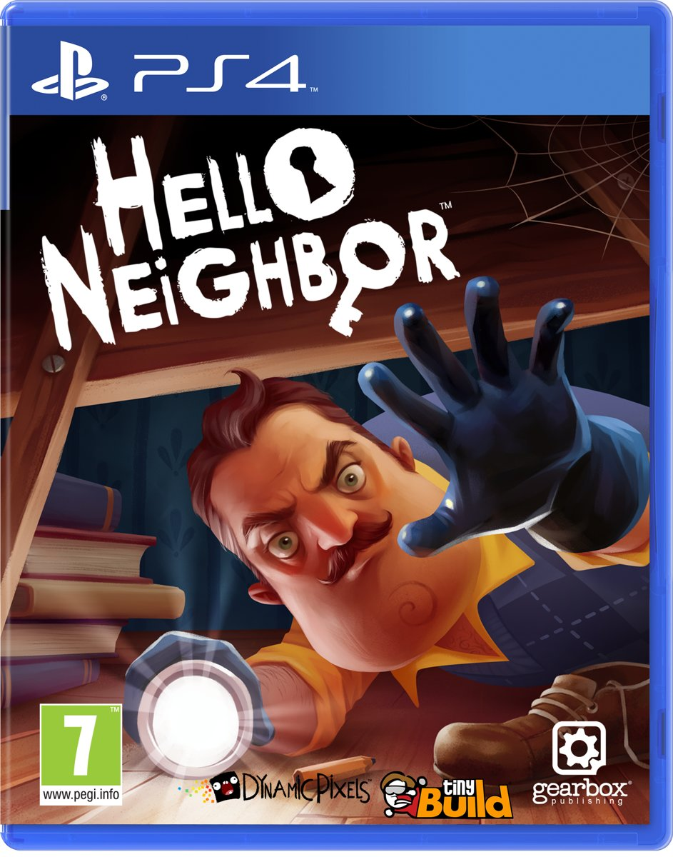 Hello Neighbor PlayStation 4