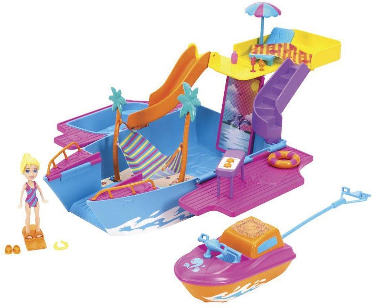Polly Pocket Avontuur Cruiseschip