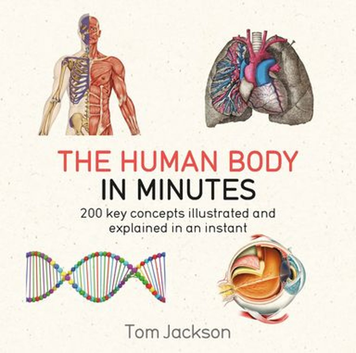 bol.com | The Human Body in Minutes (ebook), Tom Jackson ...