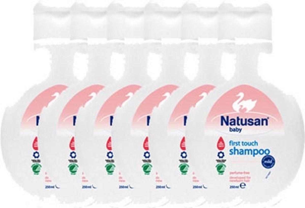 Natusan First Touch Shampoo Voordeelverpakking kopen