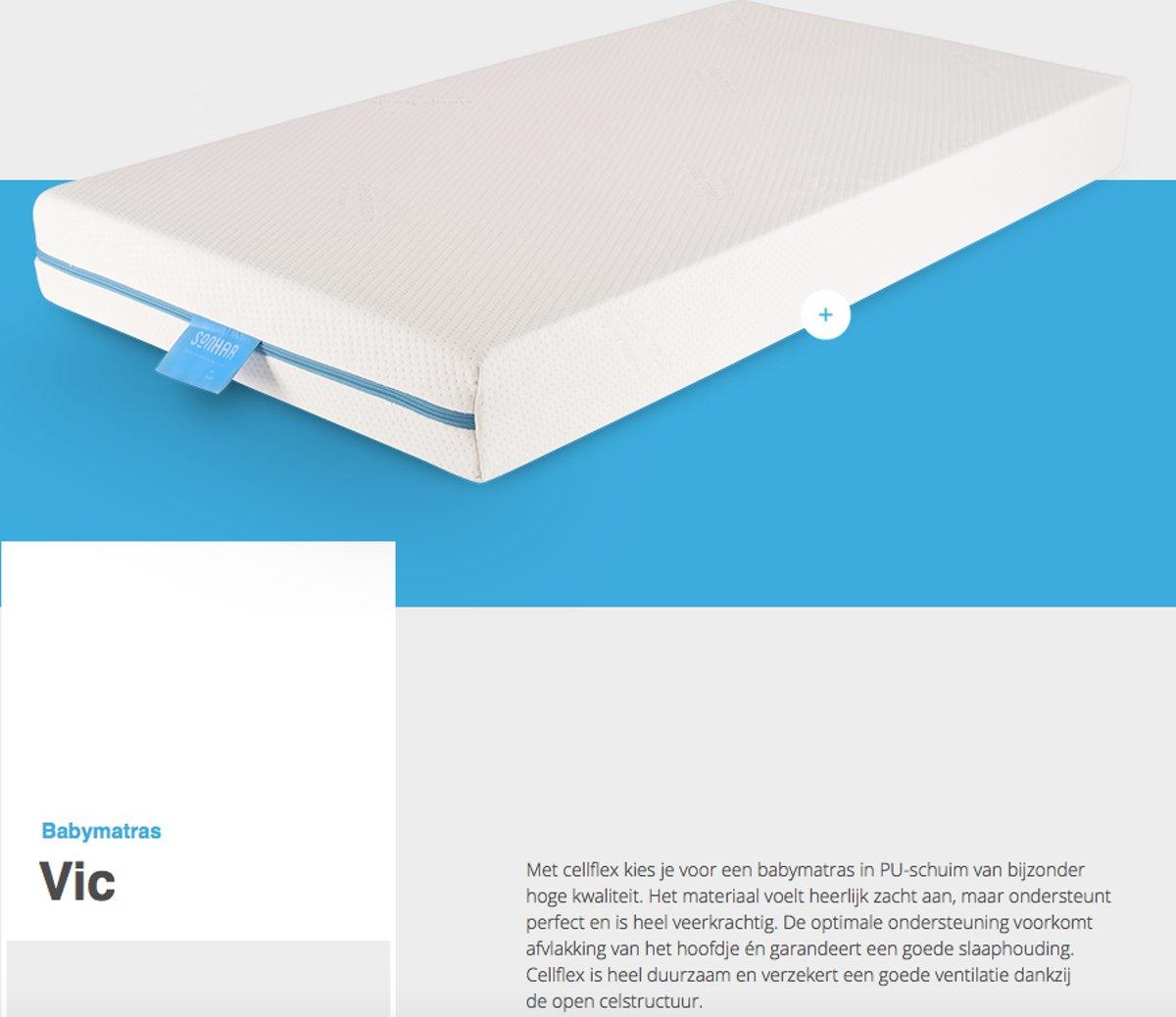 matras 70X140 Cellflex ademende matraskern,VIC kopen
