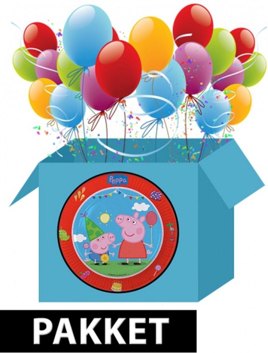 Kids N Fun 20 Kleurplaten Van Peppa De Big