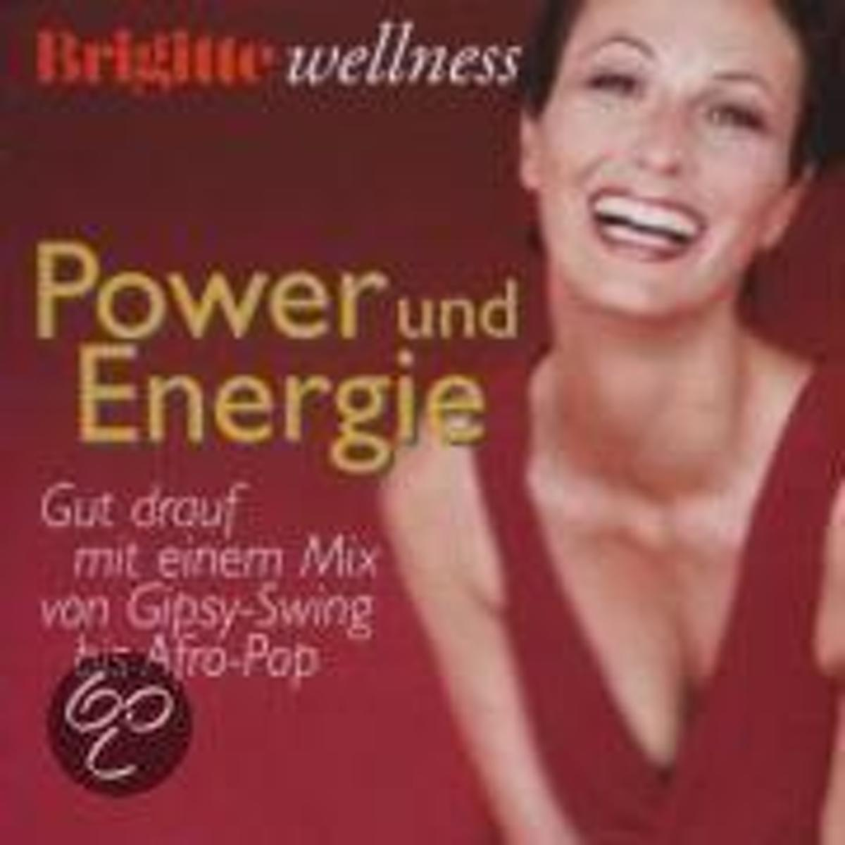 Afbeelding van product Brigitte Wellness. Power Und Energie. Cd