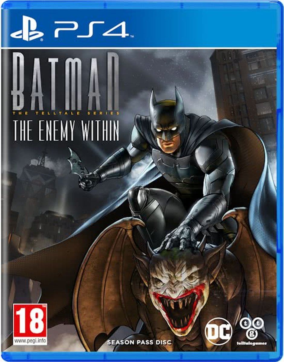 Batman: The Telltale Series - The Enemy Within - PS4 kopen