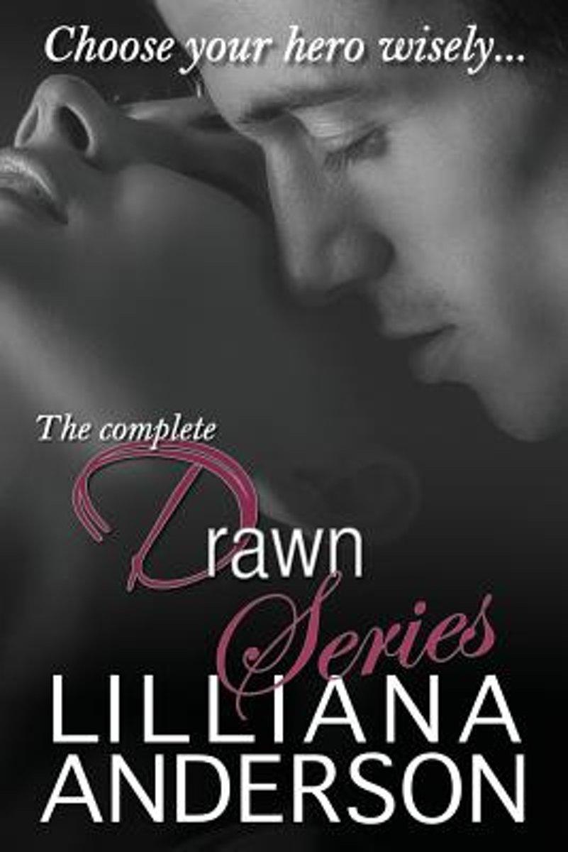 bol.com | The Complete Drawn Series | 9781508658207 | Lilliana Anderson |  Boeken