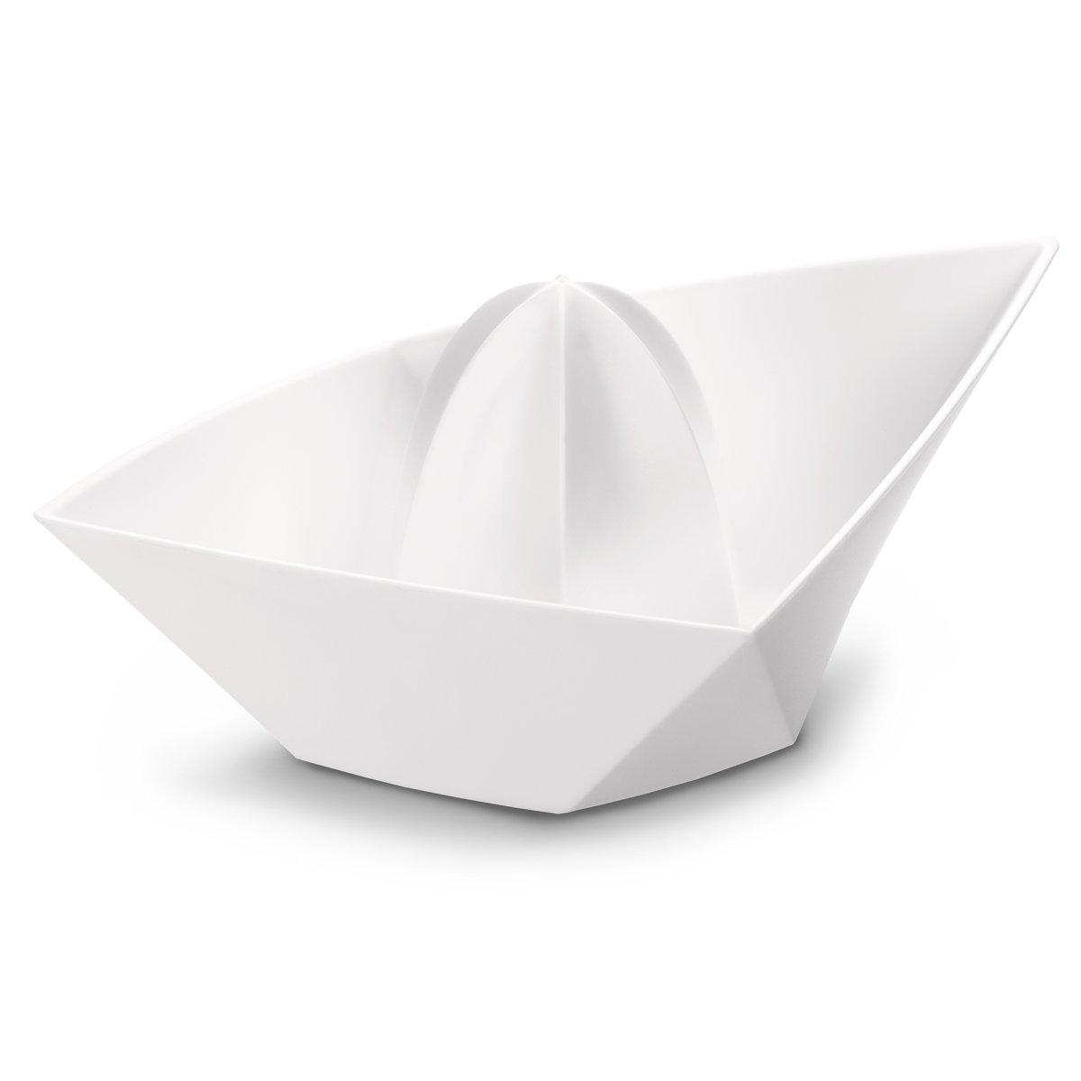 Koziol Ahoi XL Sinaasappelpers - Wit kopen