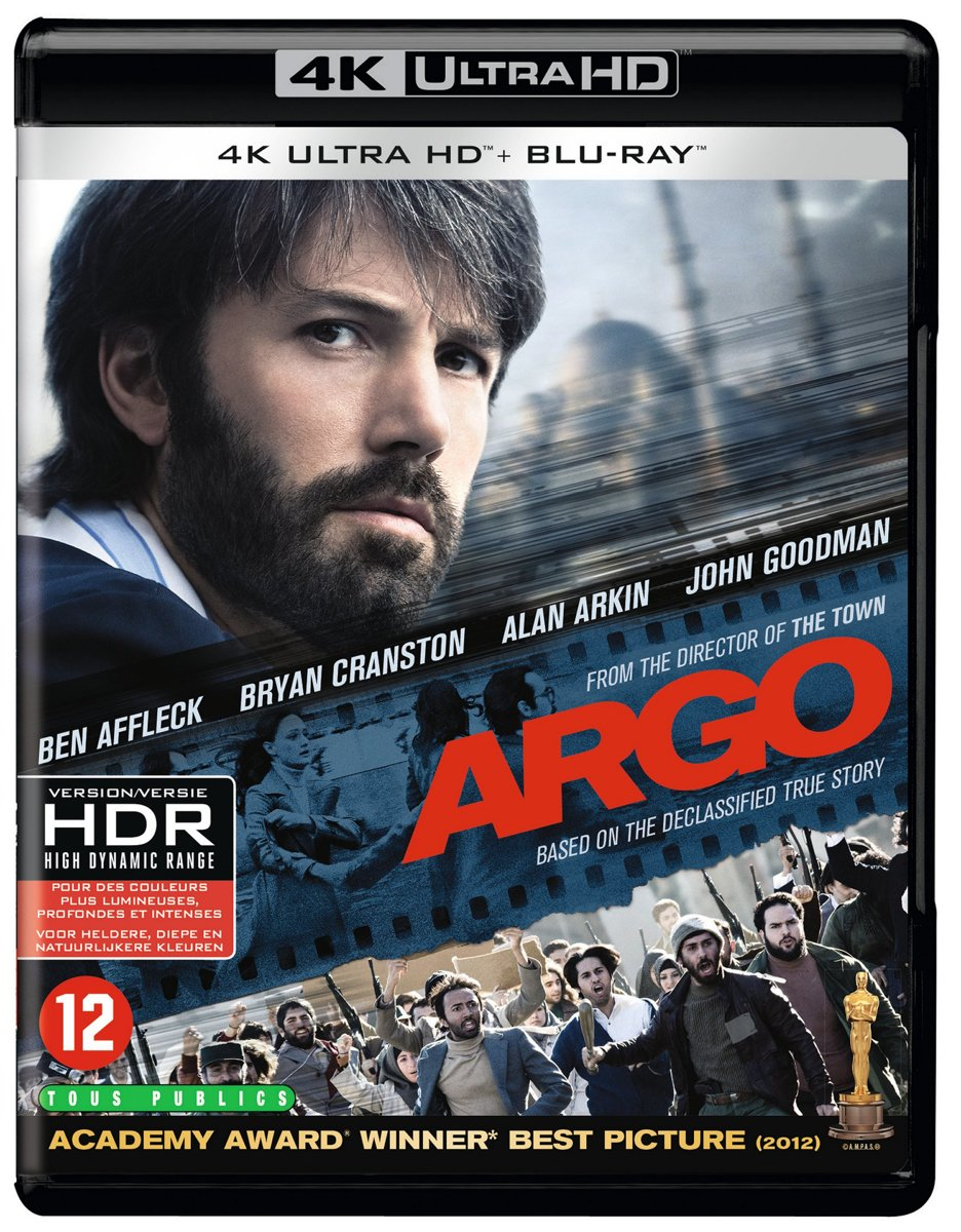 Argo (4K Ultra HD Blu-ray)-