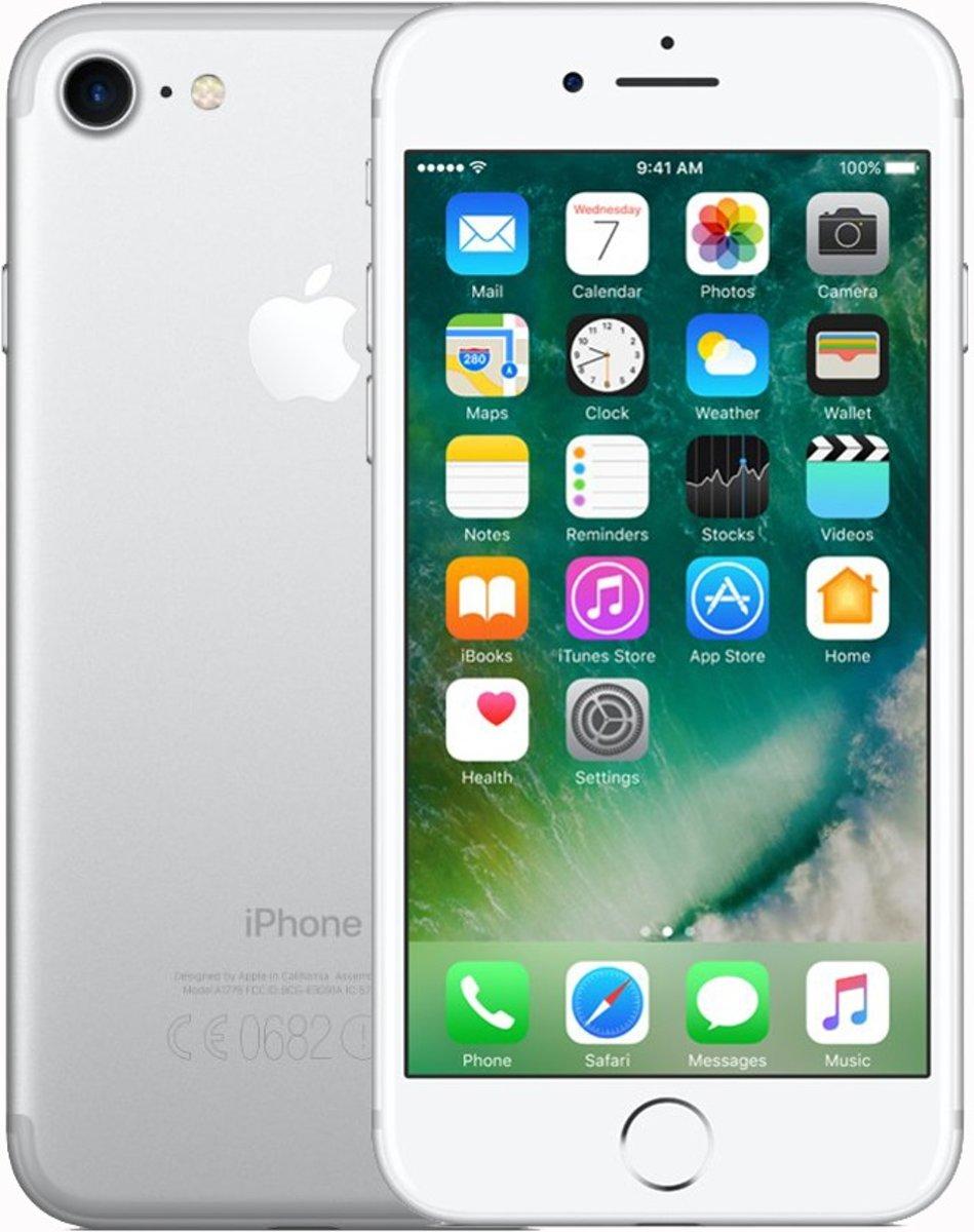 Apple iPhone 7 - 256 GB - Zilver kopen