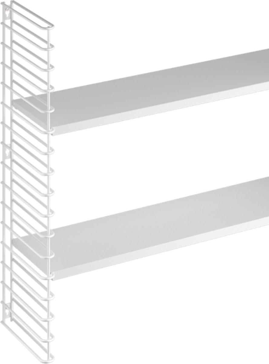 Tomado - Boekenrekuitbreiding Witte Frame + Witte Planken kopen
