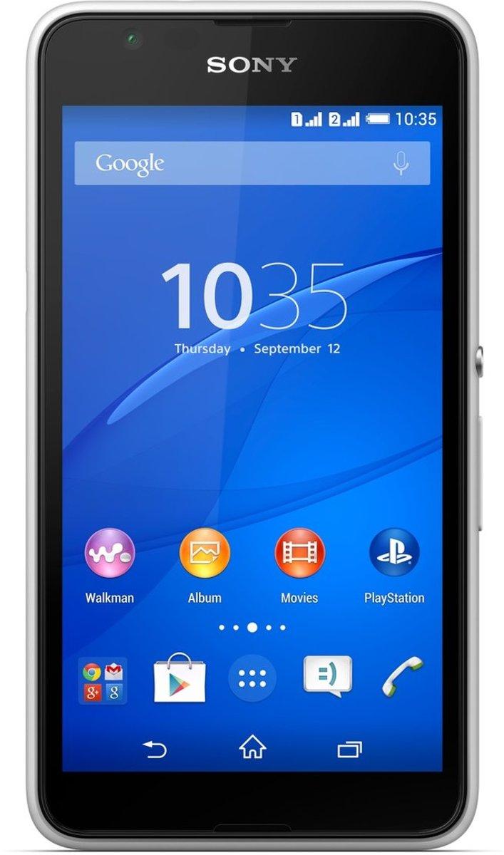 Sony Xperia E4g - 8GB - Wit kopen