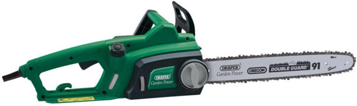 Draper 1800W 400mm 230V Chainsaw met OREGON® Chain and Bar