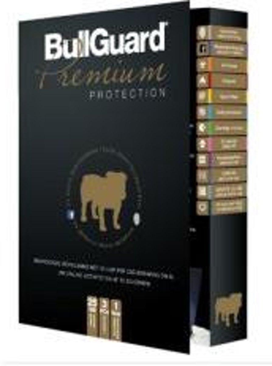 BullGuard Premium Protection1 Year3U1ID3 Facebook Accounts25GBFree PC Tune-UpRetail kopen
