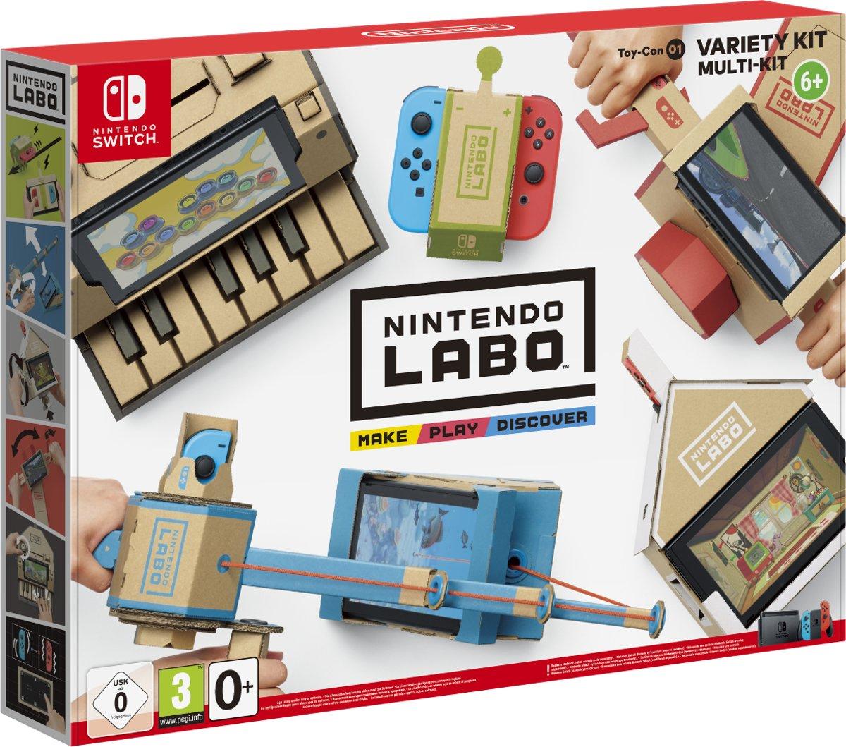 Nintendo Labo - Mixpakket Switch