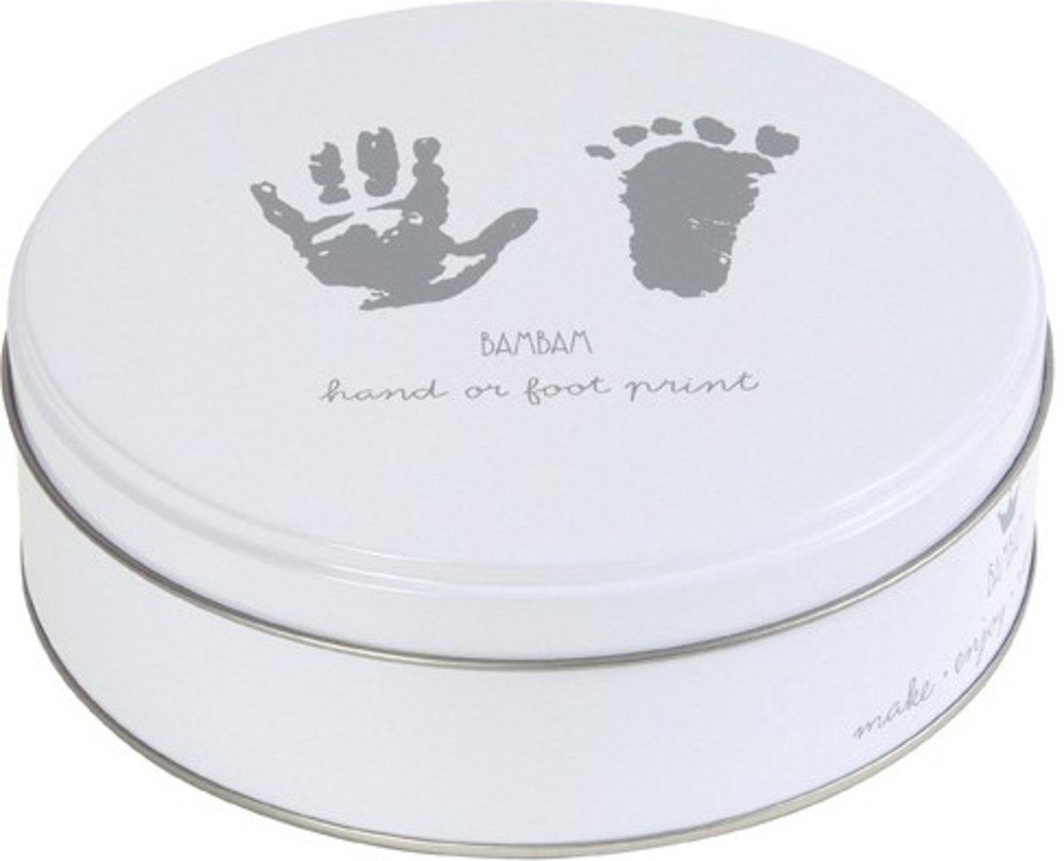 BamBam - Gipsblik voor voet- / handafdruk