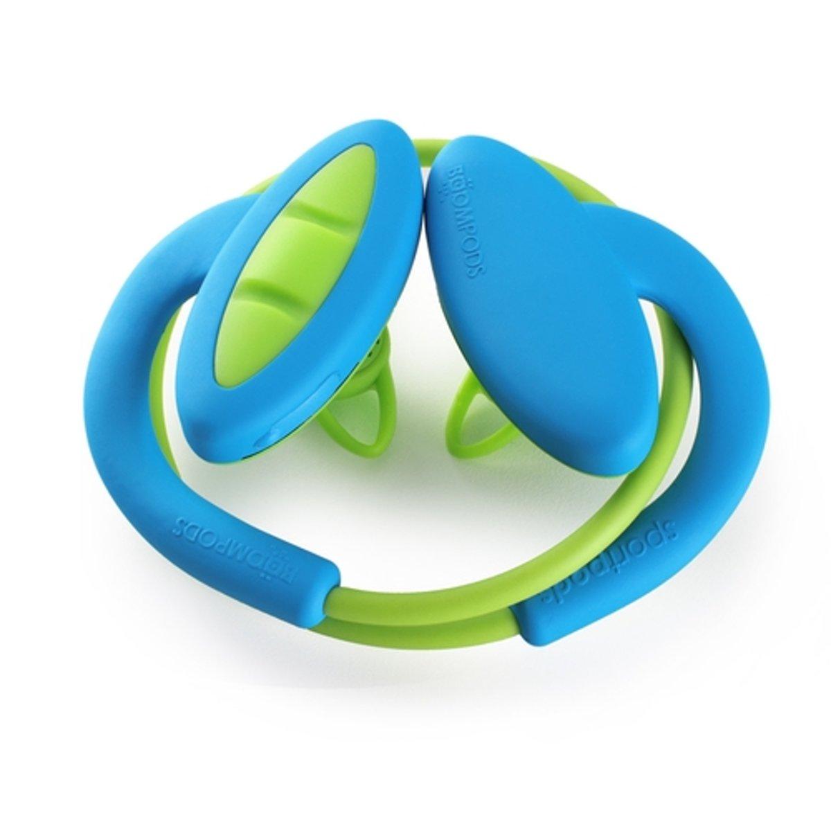 Boompods Sportpods 2 blauw/groen kopen