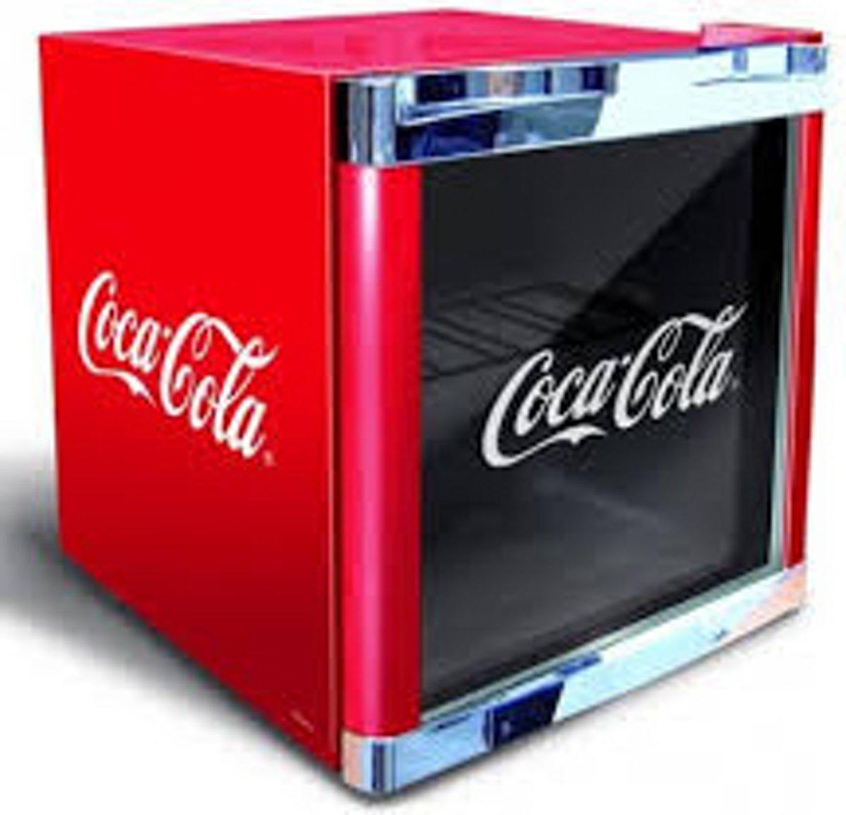 Scancool CoolCube Coca Cola koelkast kopen