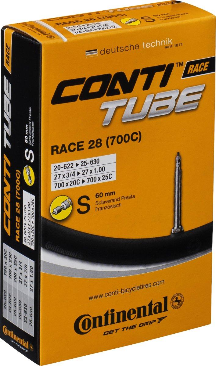 Continental Race 28 - Binnenband - 20/25 - 622/630 - 700 x 20/25 - Frans Ventiel - 60 mm kopen