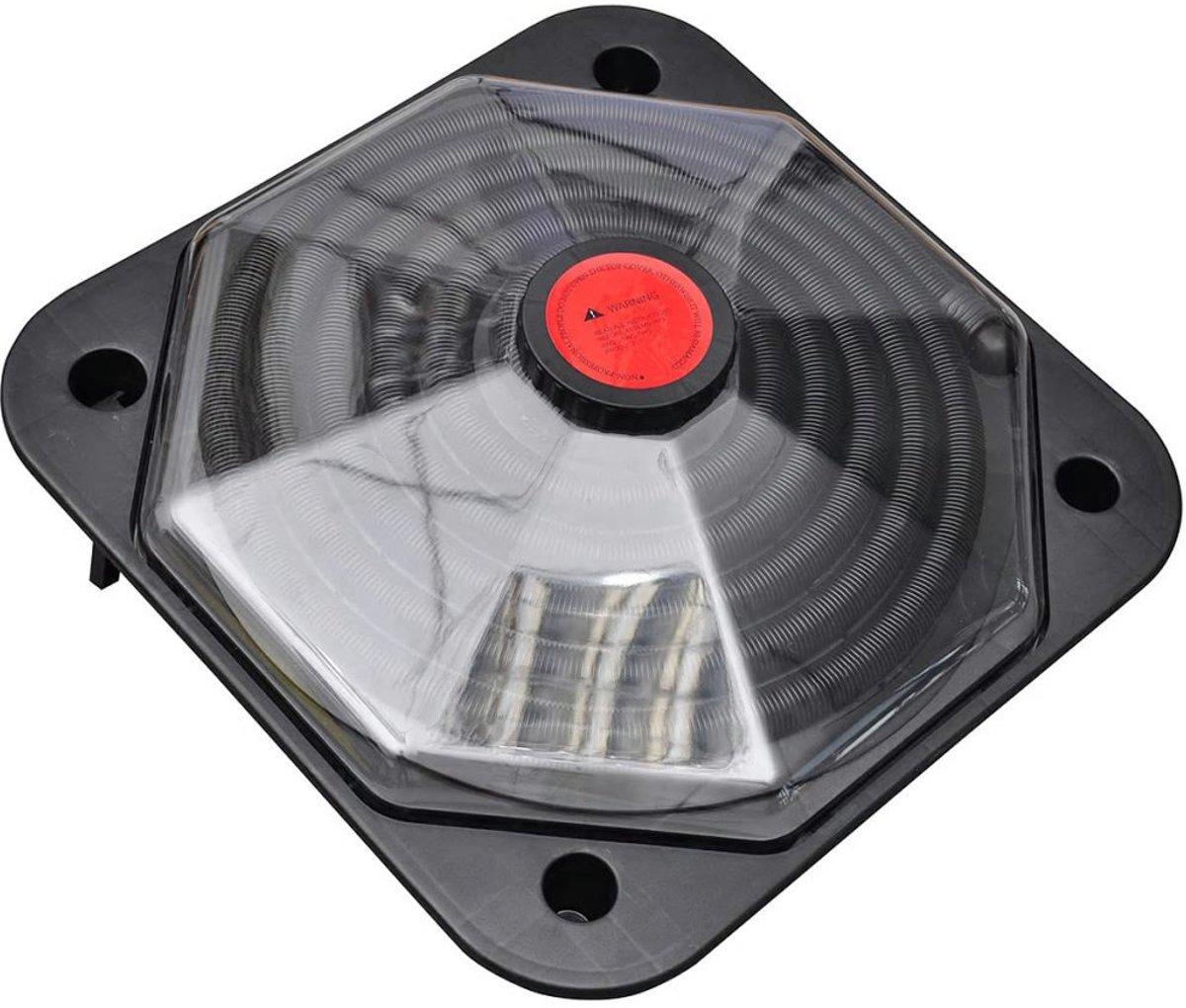vidaXL Zonnecollector zwembad verwarming 735 W WG-1000
