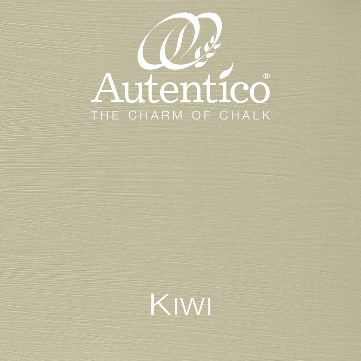 Autentico Vintage 1 L Kiwi INCLUSIEF 370 ml Soft Wax