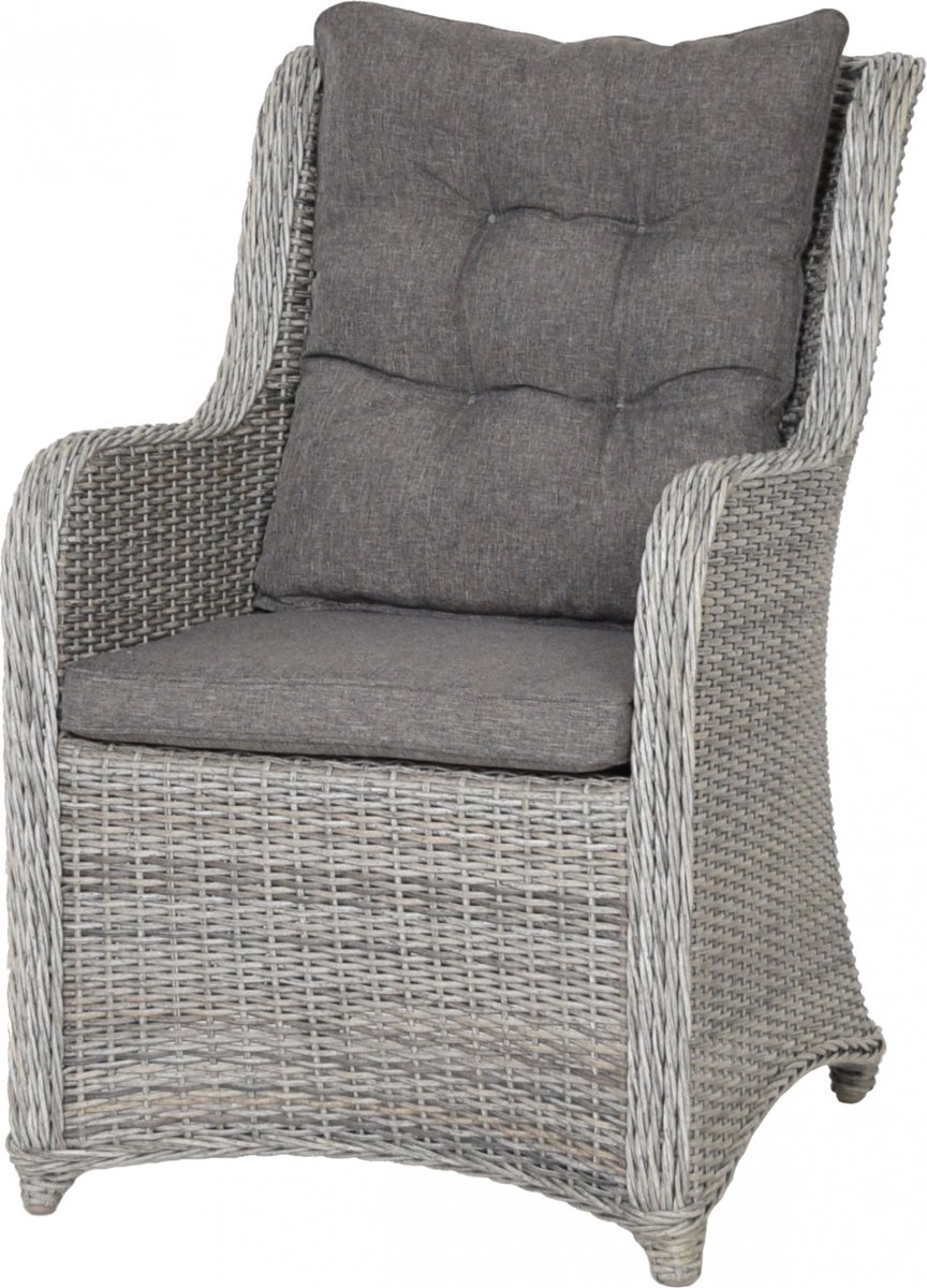 Doncaster Dining Chair Wheatered Grey kopen