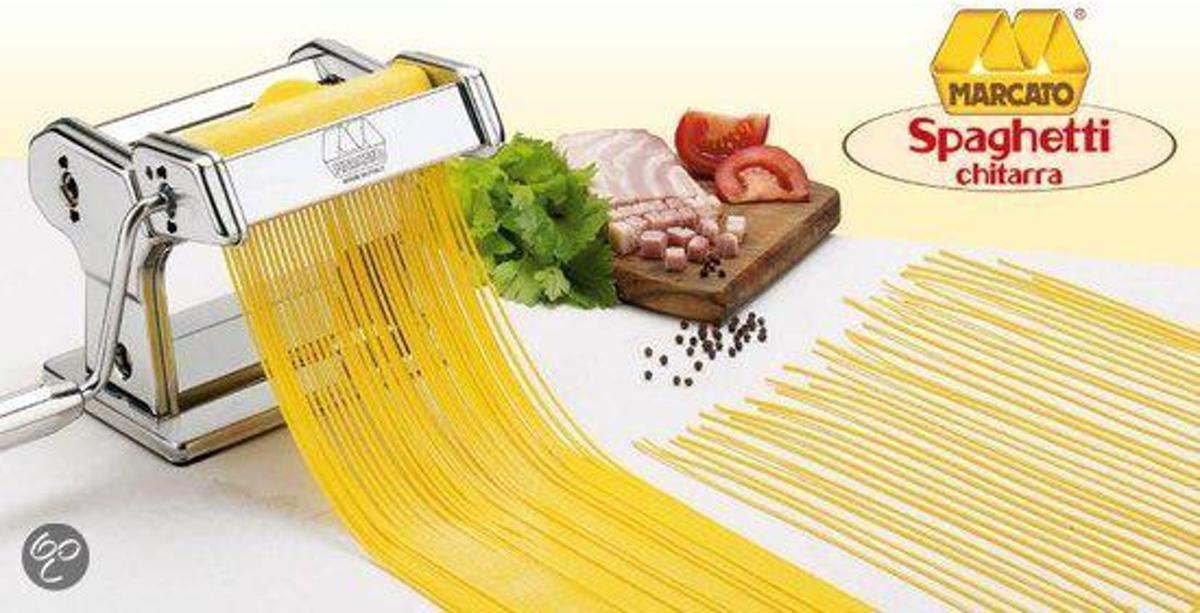 Marcato Accessoire Spaghetti Chitarra - Atlas 150 kopen