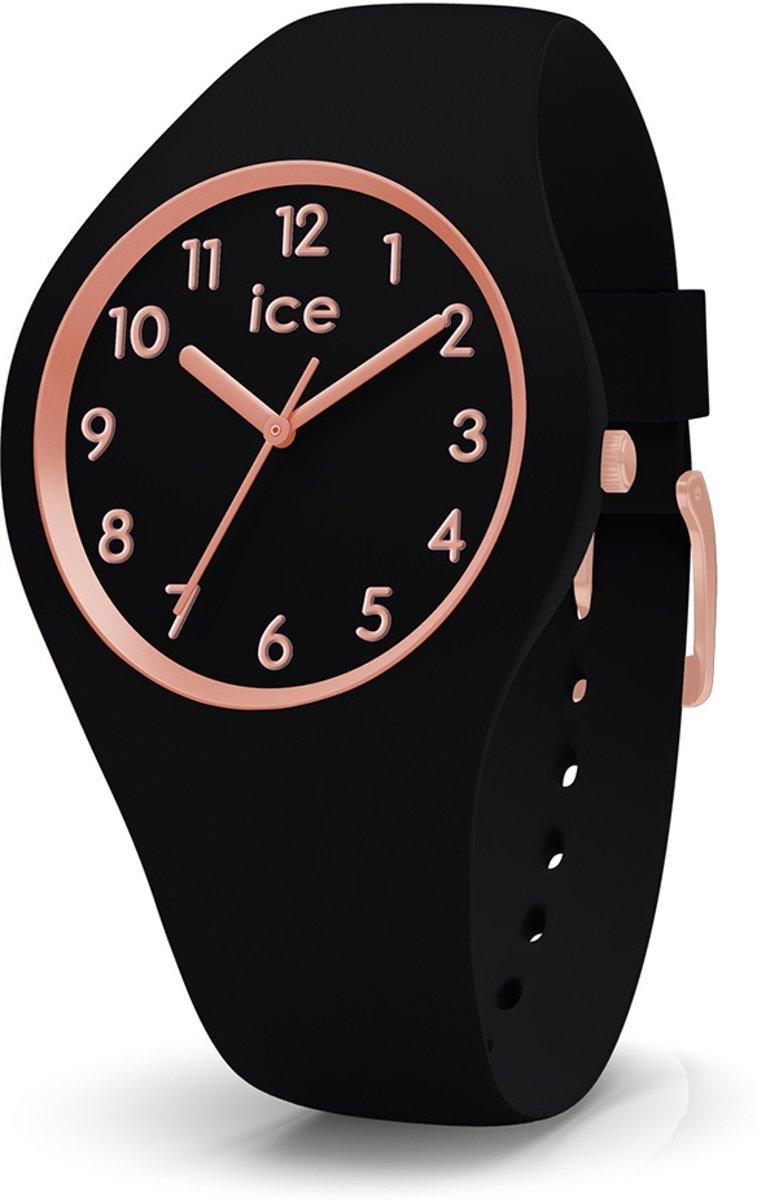 Ice-Watch IW014760 Horloge - Siliconen - Zwart - Ø 35 7c485633e9