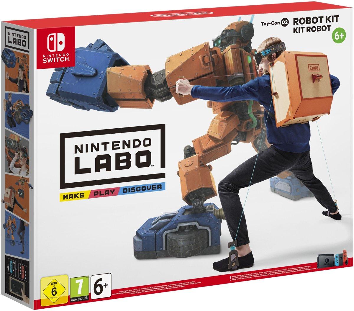 Nintendo Labo - Robotpakket Switch