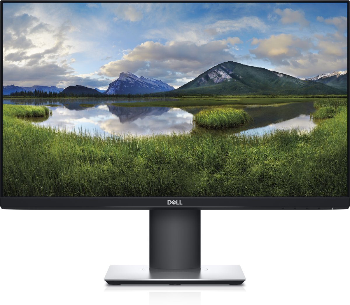 DELL P2319H computer monitor 58,4 cm (23'') Full HD LED Flat Mat Zwart