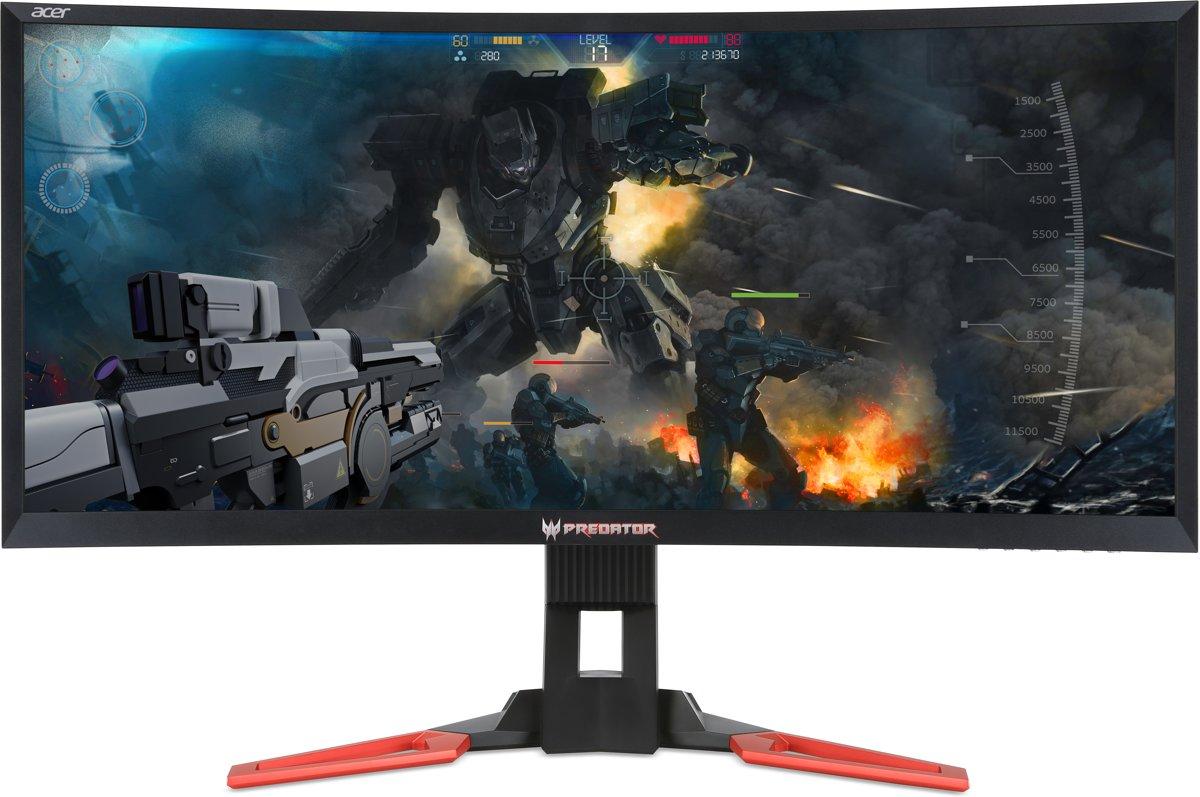 Acer Predator Z35 - Gaming Monitor