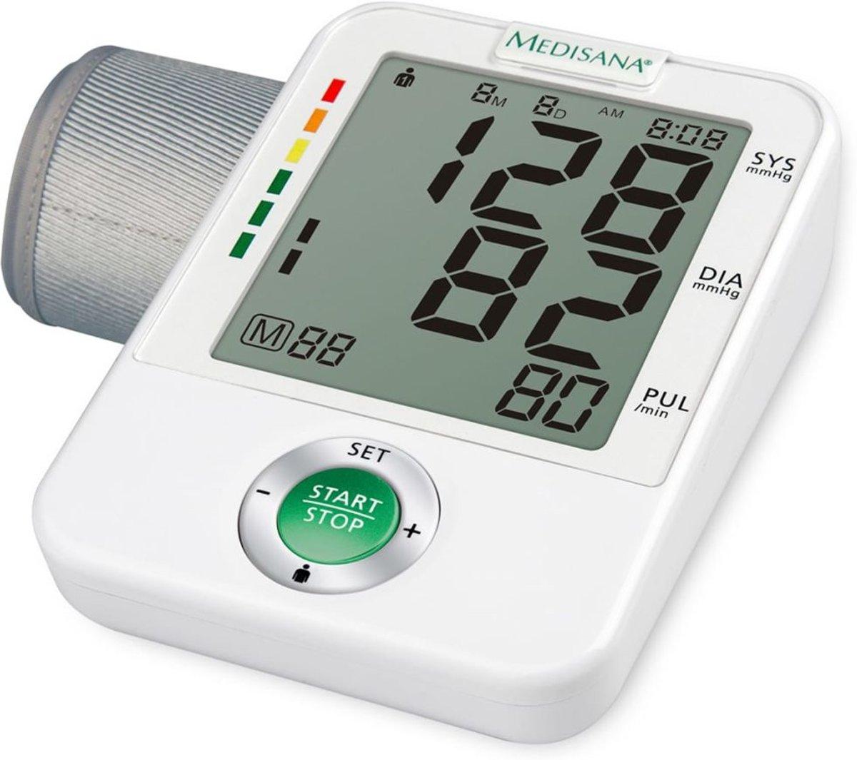 Medisana BU A50 - Bovenarmbloeddrukmeter