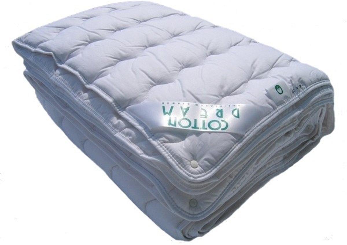Zuiver Katoen Dekbed Enkel 100x135cm (Wasbaar 90 graden C) kopen