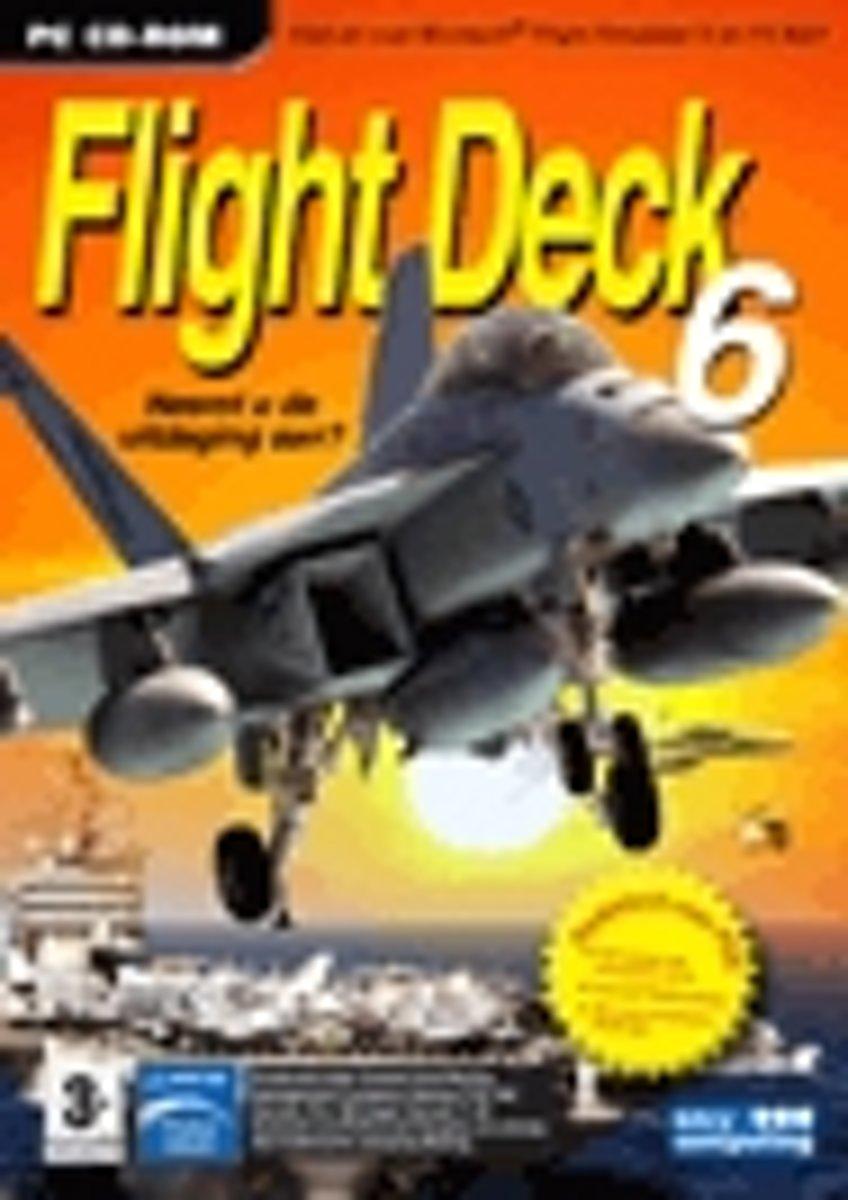 Flight Deck 6 (FS X + FS 2004 Add-On) kopen