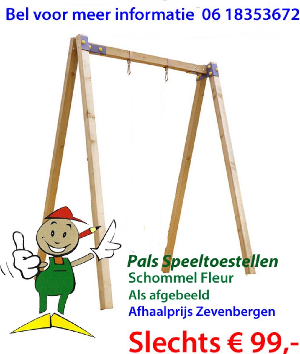Schommel montagekit zelfbouw speeltoestel