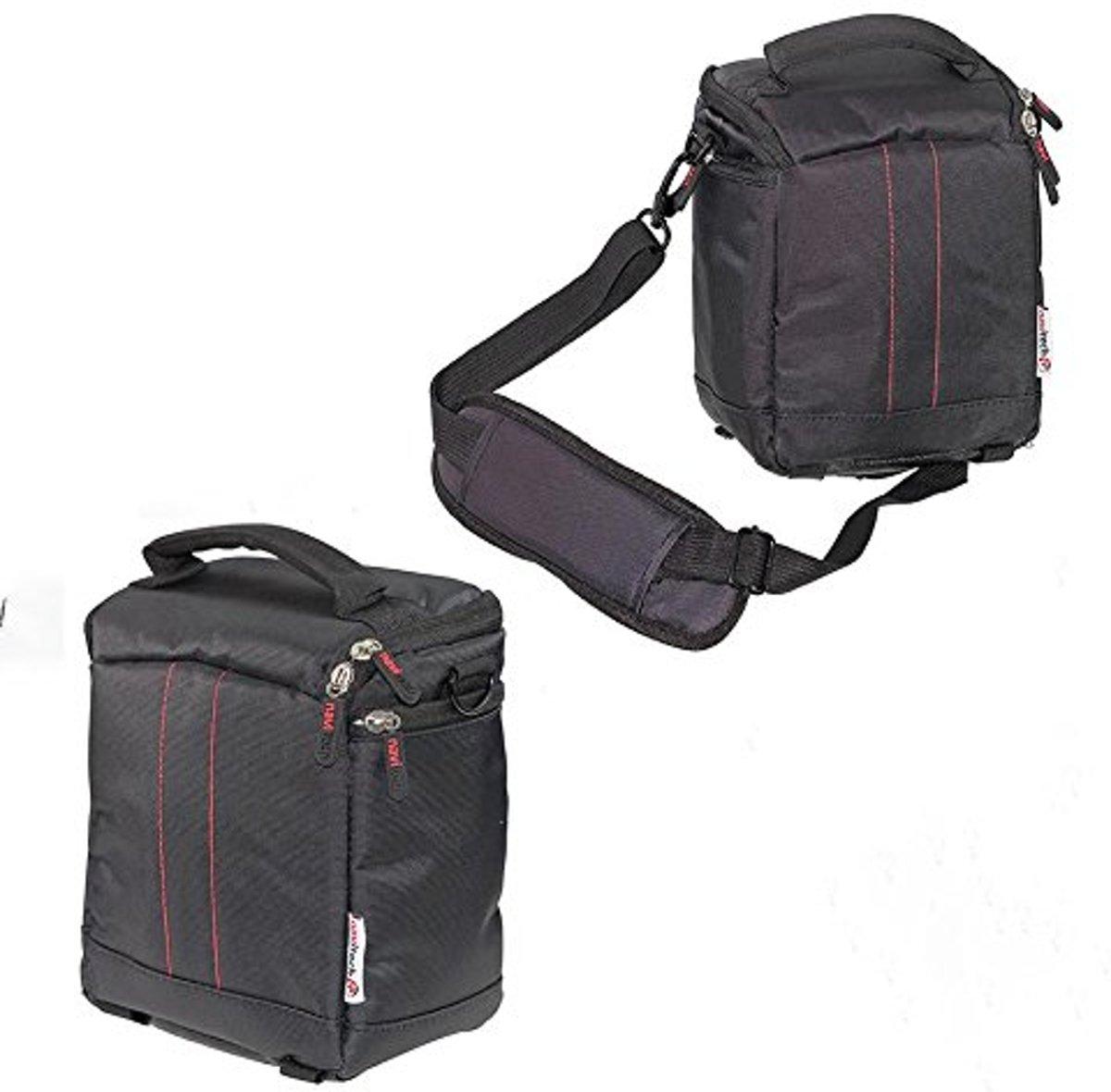 Navitech Zwart Beschermende draagbare projector draagtas en reistas voor de iCodis CB-400 Mini Projector kopen