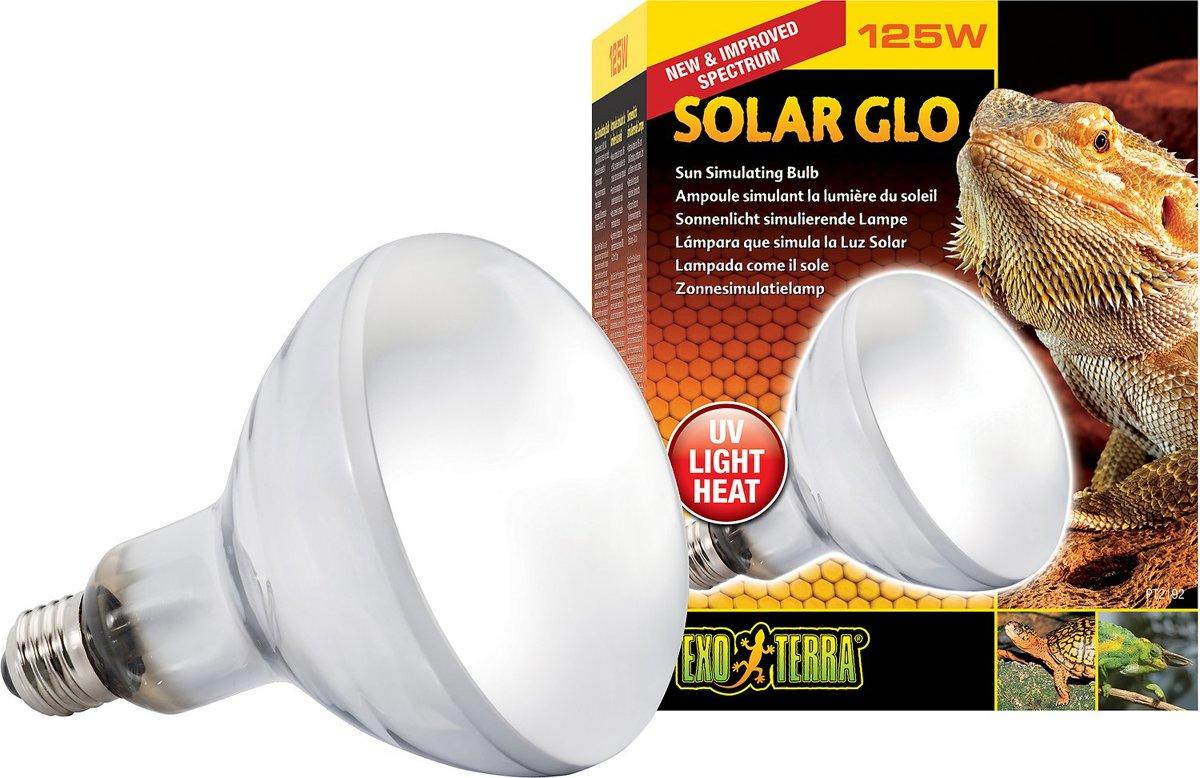 Exo Terra Terrarium verlichting - Solar Glo - 125 watt