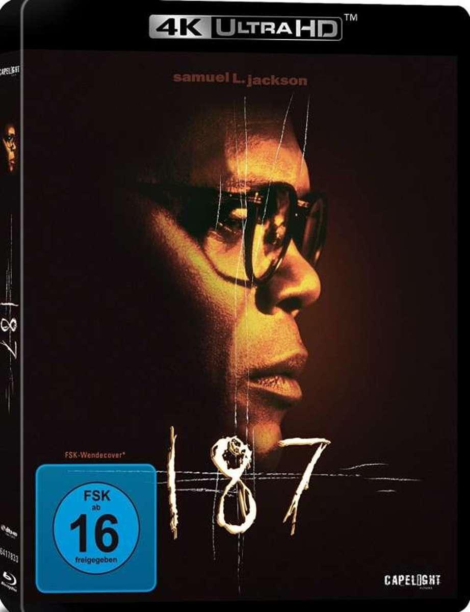 One Eight Seven (1997) (Ultra HD-Blu-ray)-