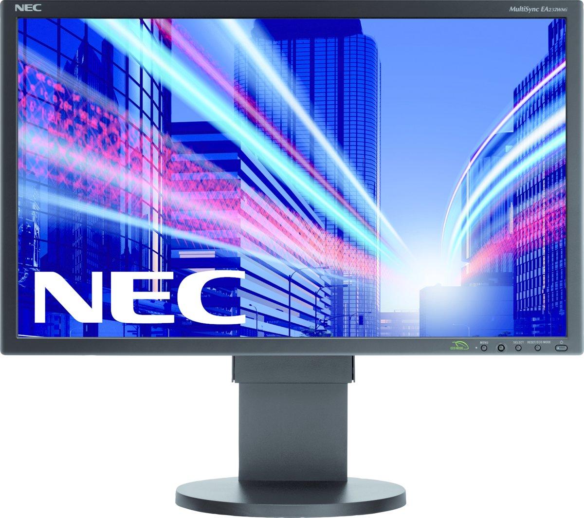 NEC Multisync E223W - Monitor