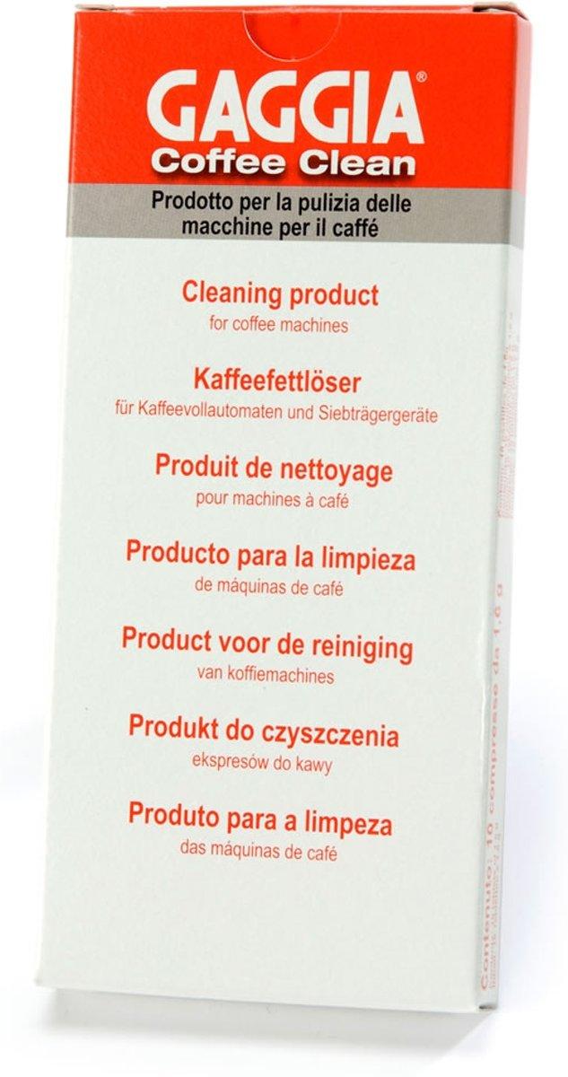 Gaggia Ri9125/60 Reinigingstabletten voor Espressoapparaten kopen