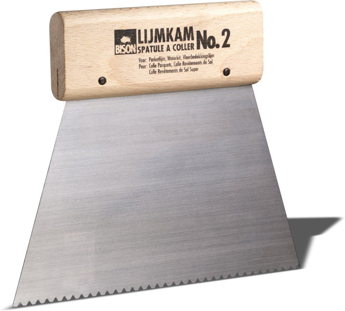 Bison Lijmkam Nr. 2 - 180 mm kopen