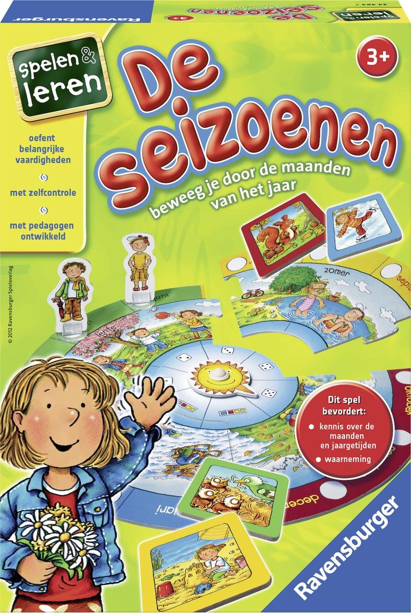 Ravensburger De Seizoenen - leerspel