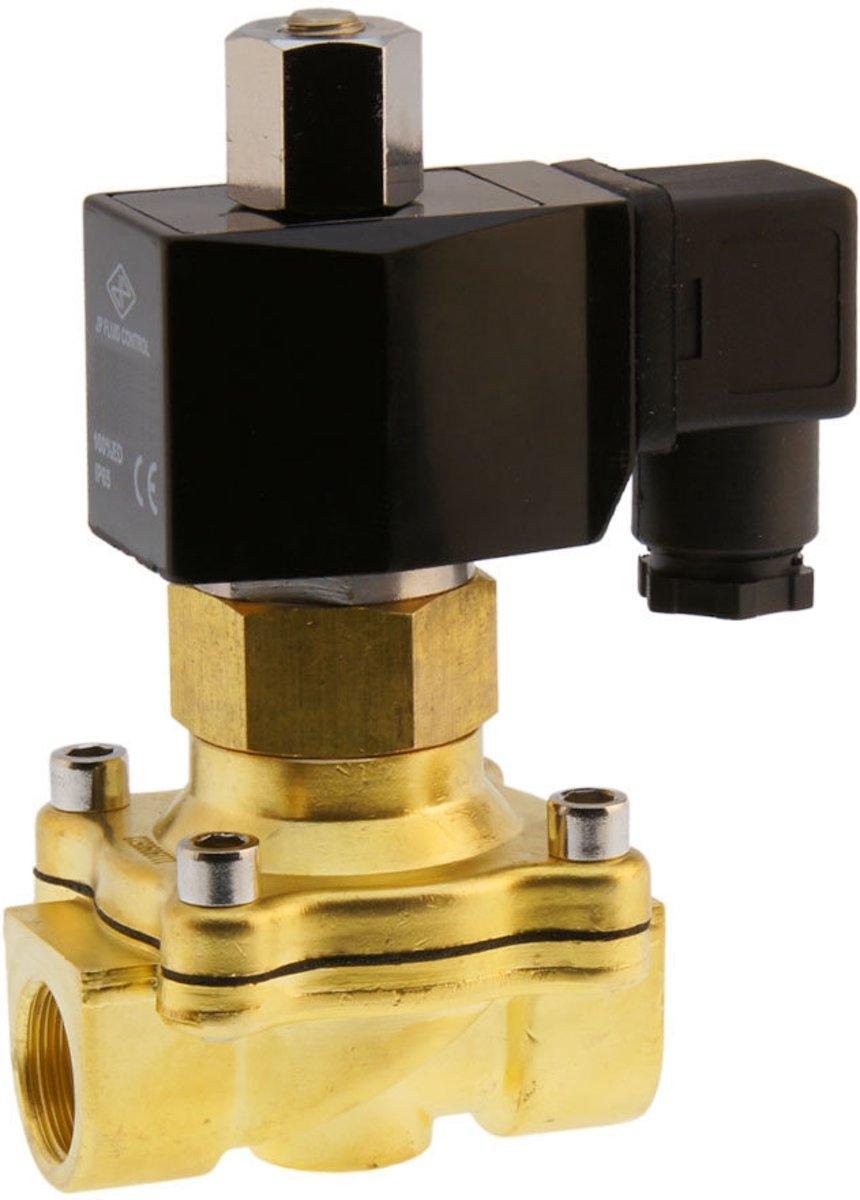 Magneetventiel DF-SB 1/2'' NO messing EPDM 0-5bar 120V AC kopen