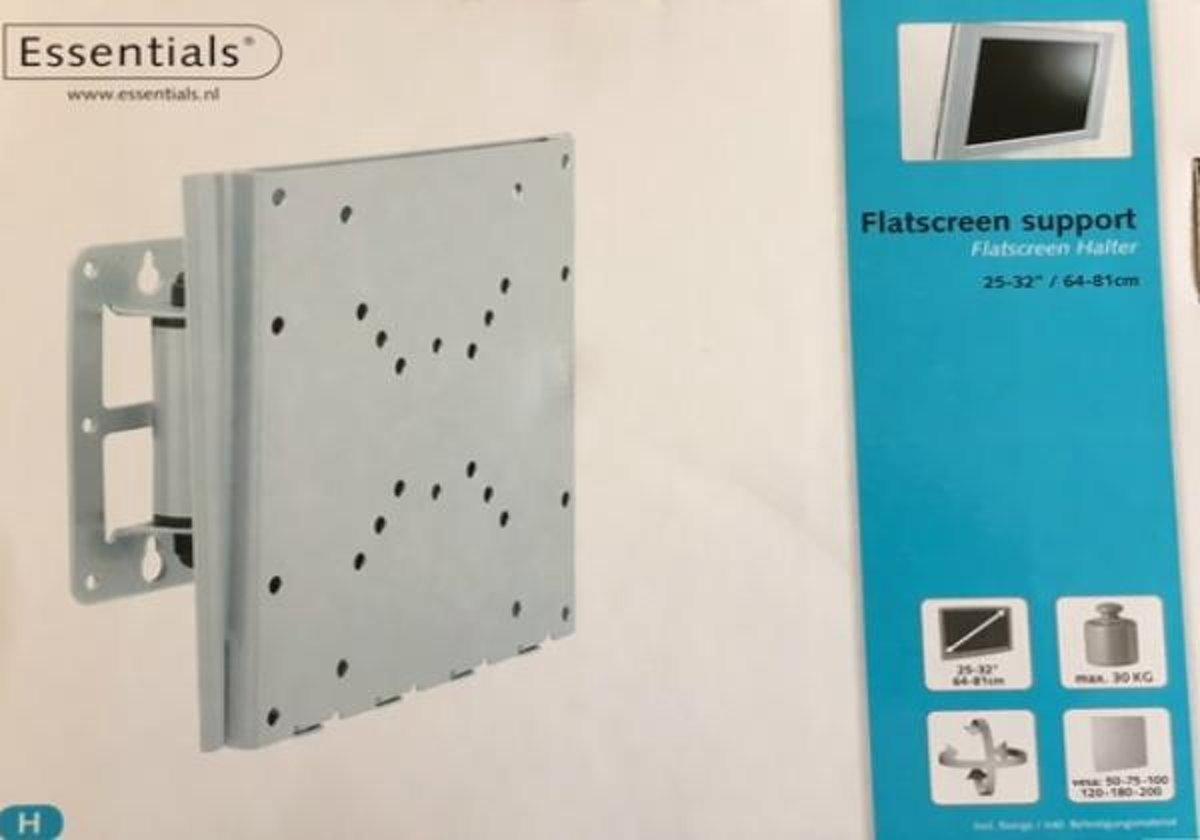 Flatscreen monitor muurbeugel 25-32 Inch draai en kantelbaar kopen