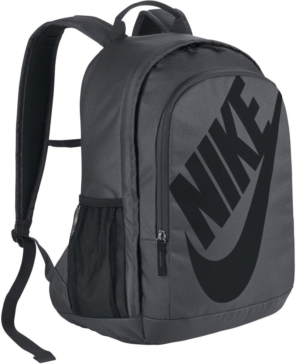 4258847d02d Nike Nk Hayward Futura Bkpk Solid Rugzak Unisex - Dark Grey/Dark Grey/Black