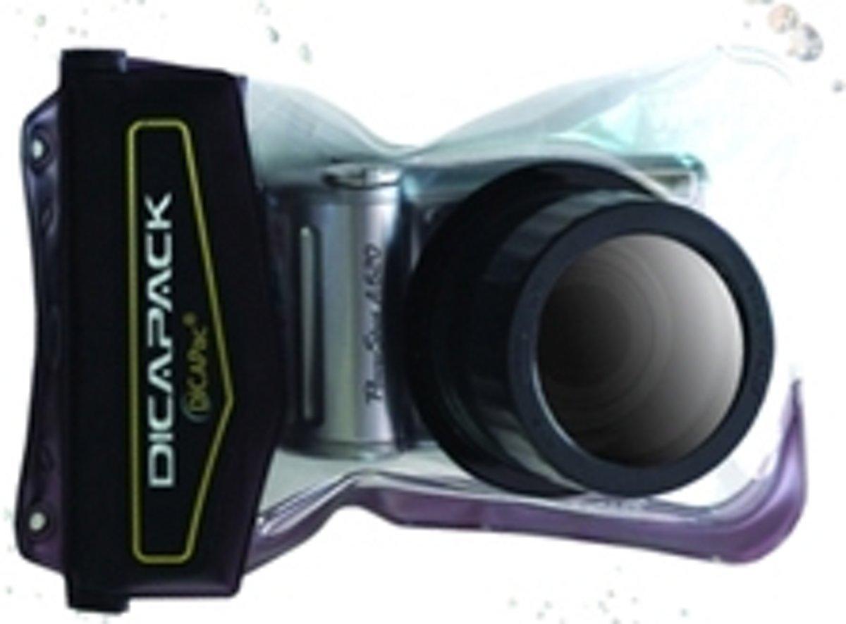 Dicapac Wp 570 Outdoor Onderwater Tas S10 Waterproof Case For Slr Dslr Cameras
